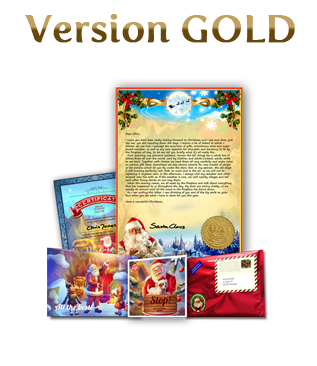 Free Santa Letters - Download Your Personalized Letter From Santa